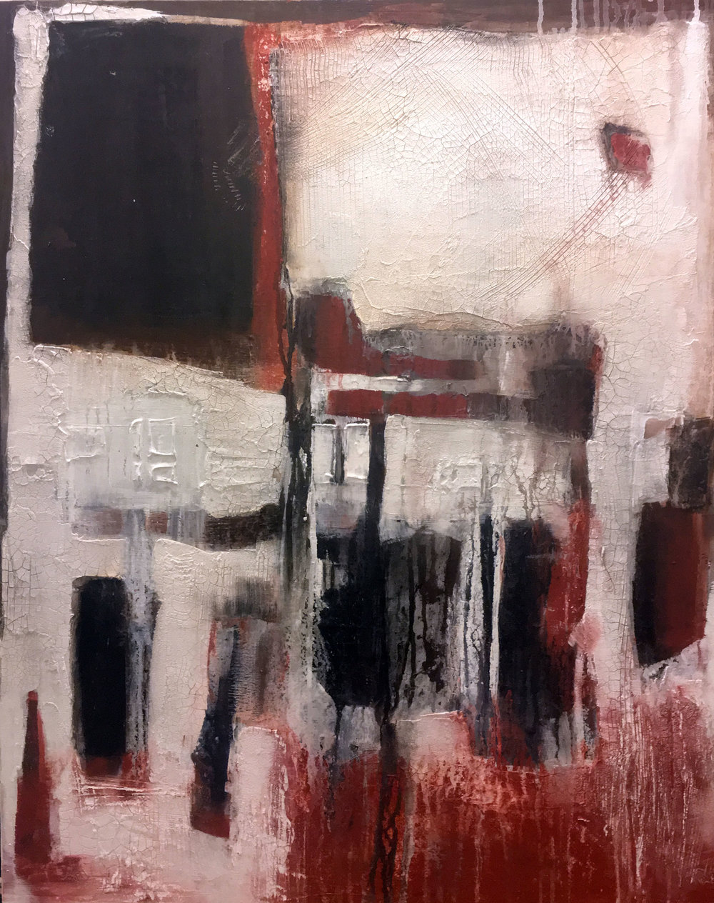 """Remains 24"""" x 30"""""""