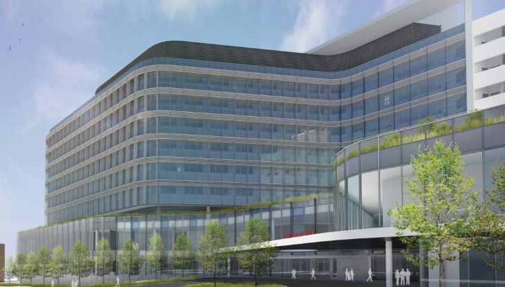 UNIVERSITY OF VIRGINIA HOSPITAL EXPANSION