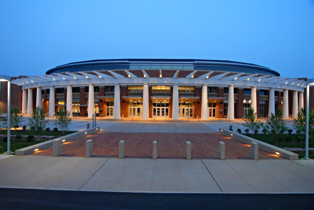 UNIVERSITY OF VIRGINIA JOHN PAUL JONES MULTIPURPOSE ARENA