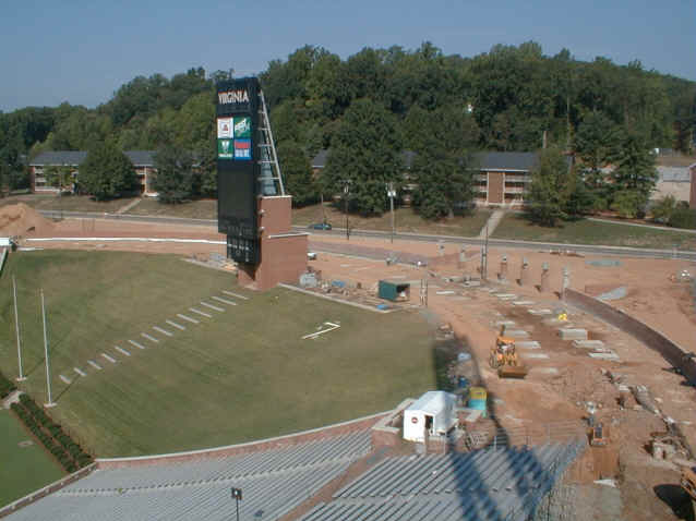 UNIVERSITY OF VIRGINIA CARL SMITH CENTER EXPANSION