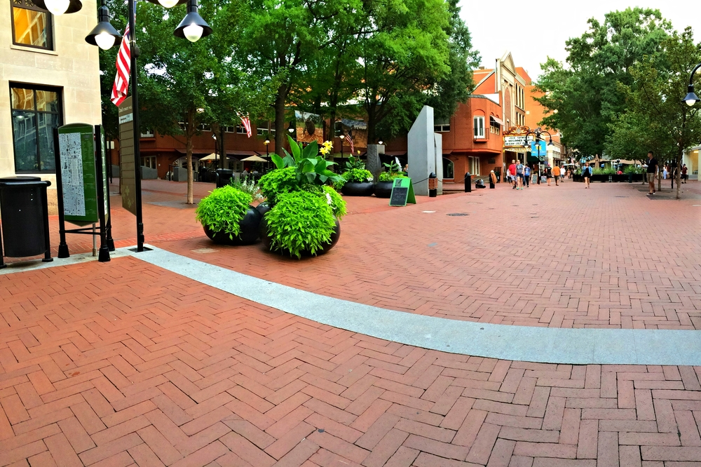 RENOVATION OF THE DOWNTOWN PEDESTRIAN MALL LIGHTS AND ELECTRICAL PACKAGE