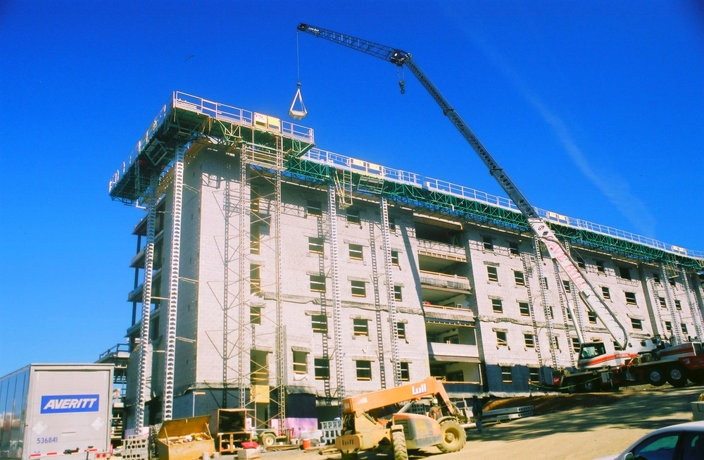JAMES MADISON UNIVERSITY CISAT RESIDENCE HALL PHASE II