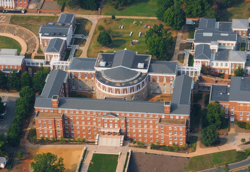 UNIVERSITY OF VIRGINIA  CABELL HALL RENOVATION