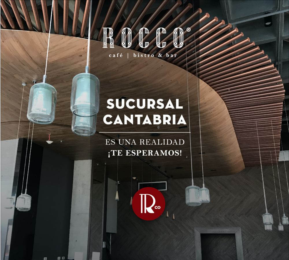 Rocco Cantabria   Ahora una realidad, visítanos y vive una verdadera experiencia Rocco,