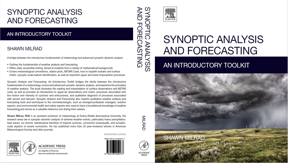 My Intro weather analysis and forecasting textbook -