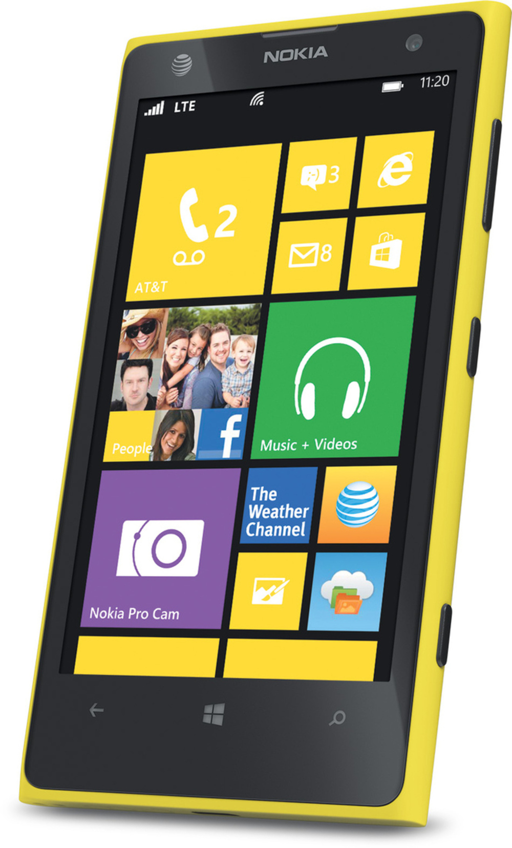 Lumia 1020 #9