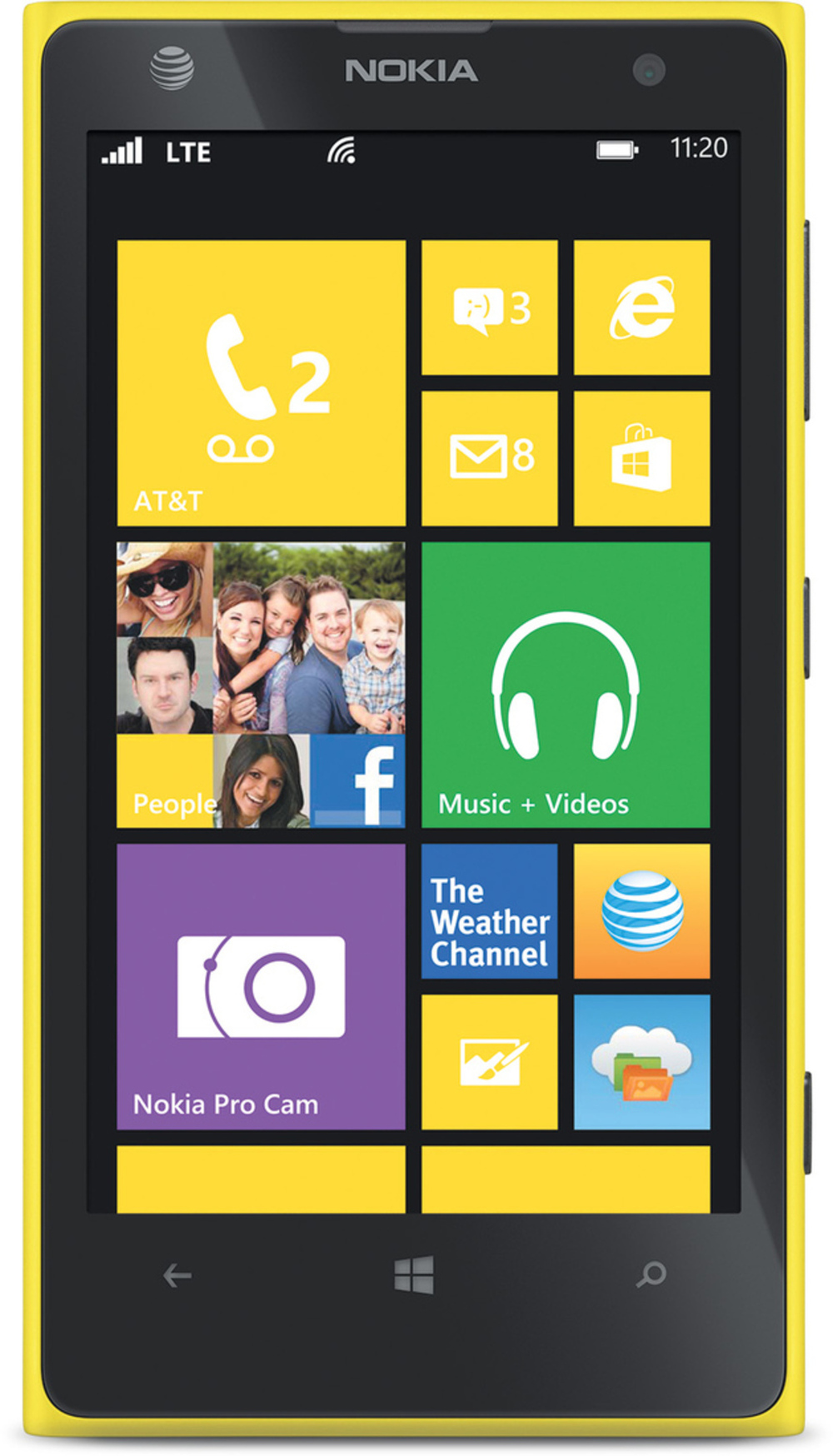Lumia 1020 #6