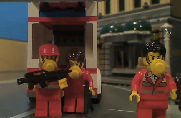 GTA 5 LEGO