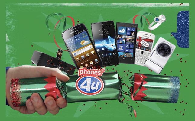 phones4u giveaway