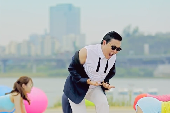 gangnam 1 billion