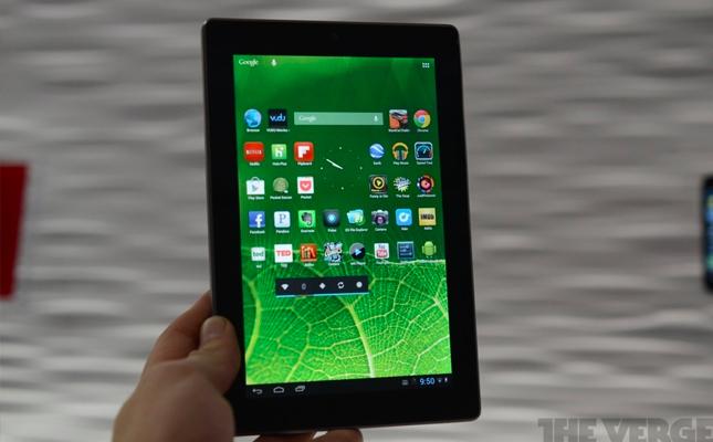7-inch vizio tablet