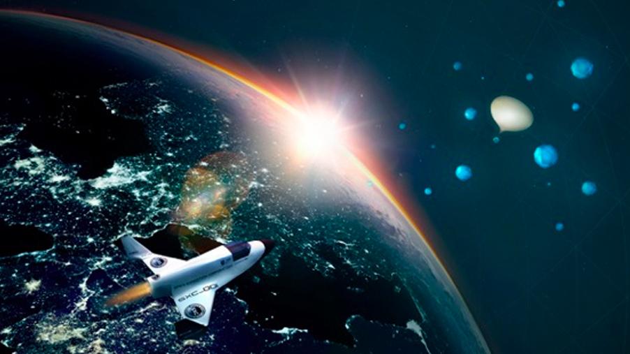 space trip klm