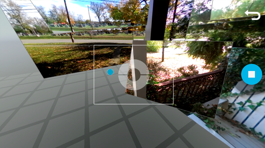 google glass photo sphere