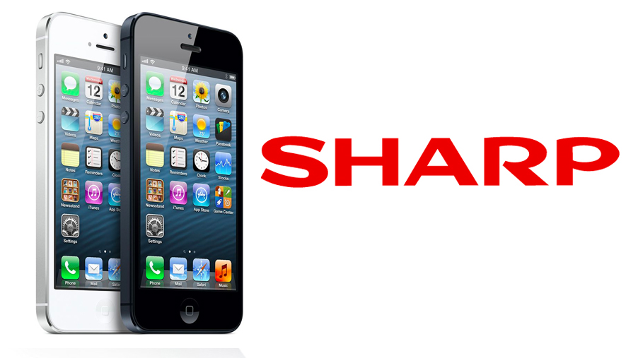sharp iphone