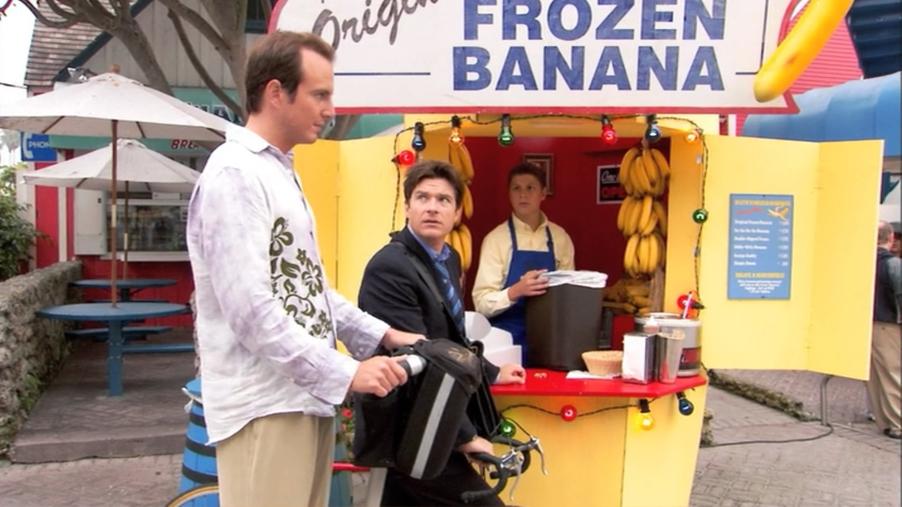 frozen banana arrested development