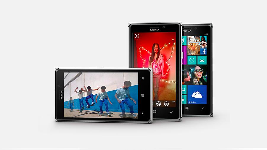 aluminium Lumia 925