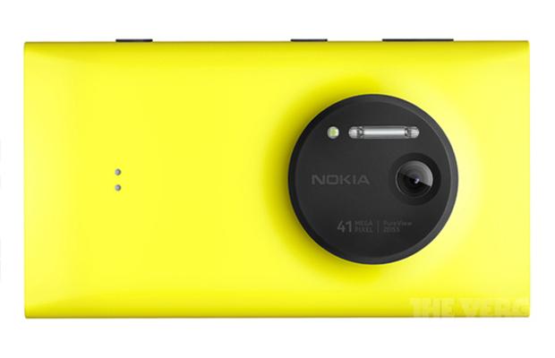 Nokia's Lumia 1020