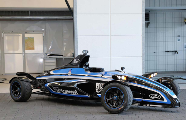 ford ecoboost racecar