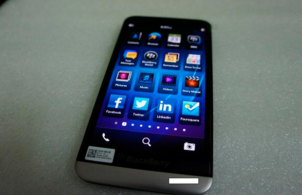 blackberry A10 1