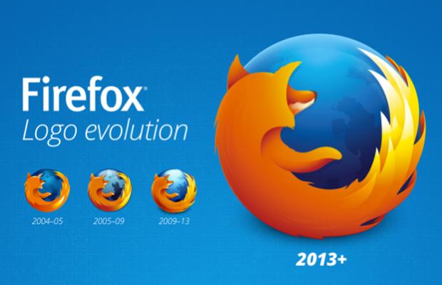 firefox logos
