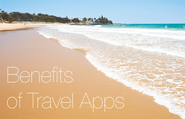 The Benefits of Travel Apps