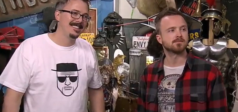 mythbusters breaking bad