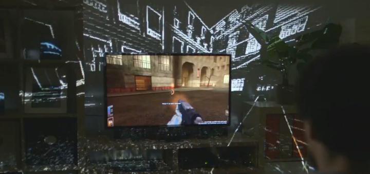 Xbox Illumiroom