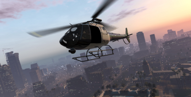 gta v helicopter