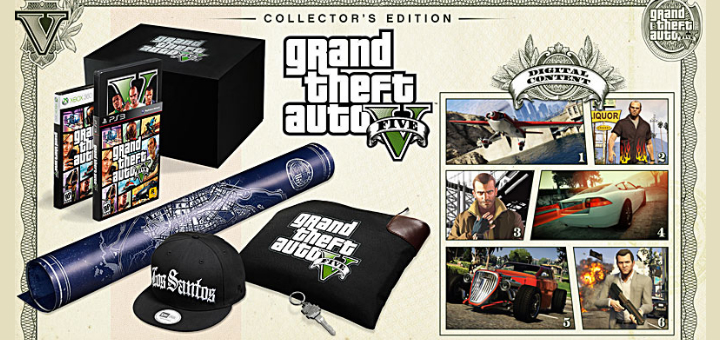 gta collectors edition