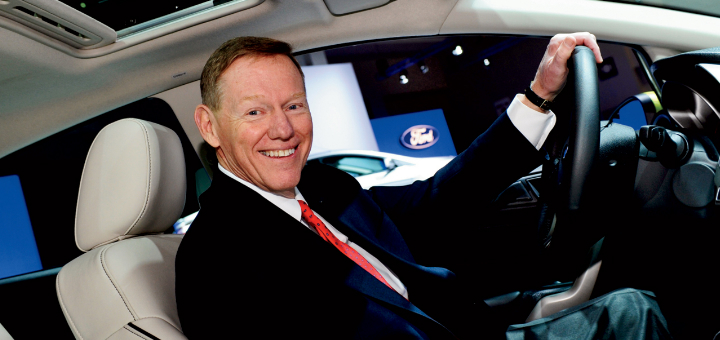 alan mulally microsoft ford