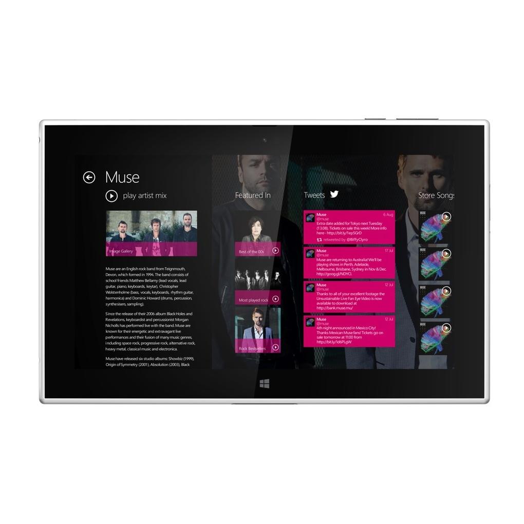 Lumia2520_Music