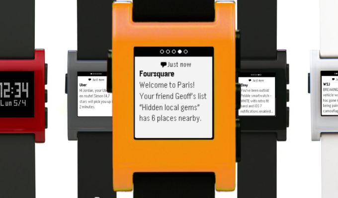 pebble ios notifications