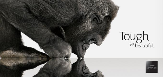 new gorilla glass