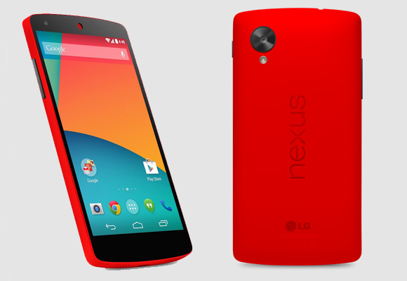 red nexus 5 2