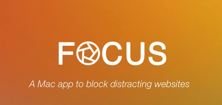 focus mac app block