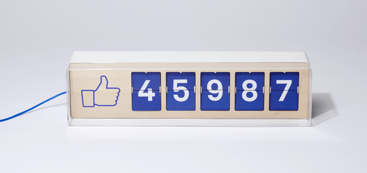 physical facebook like count