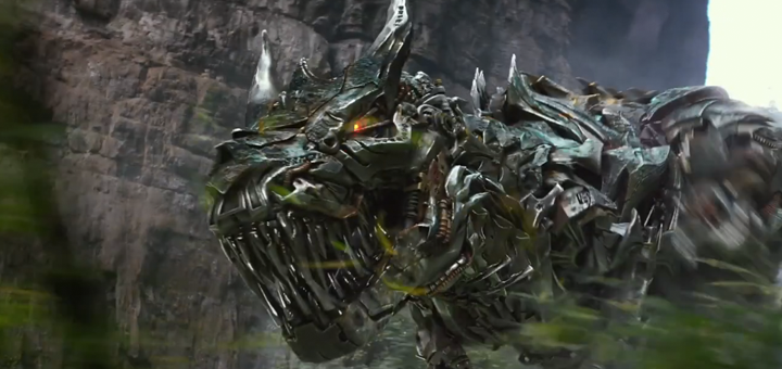 Age of Extinction DINOBOT TRANSFORMERS