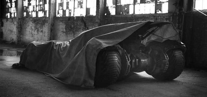 batmobile batman superman