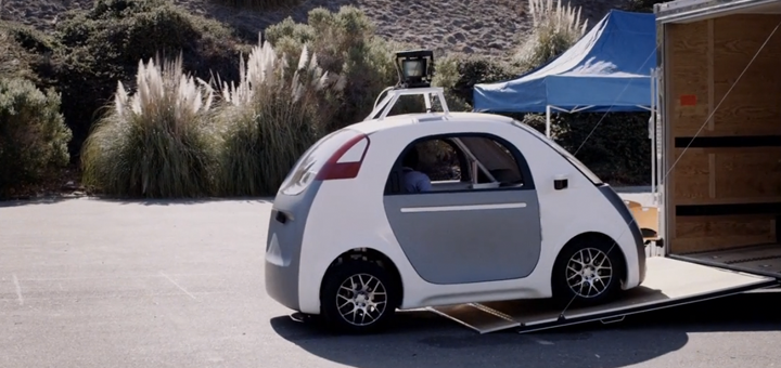 google self-driving car 2014