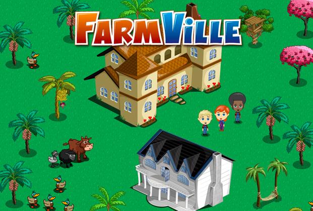 farmville social gaming
