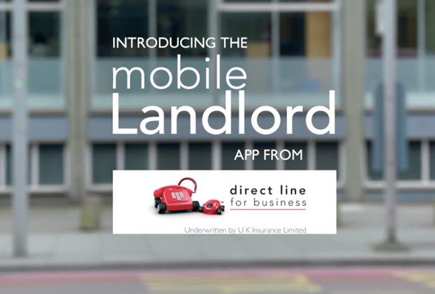 Direct Line releases app to help landlords manage properties