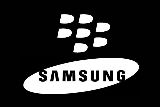 blackberry samsung