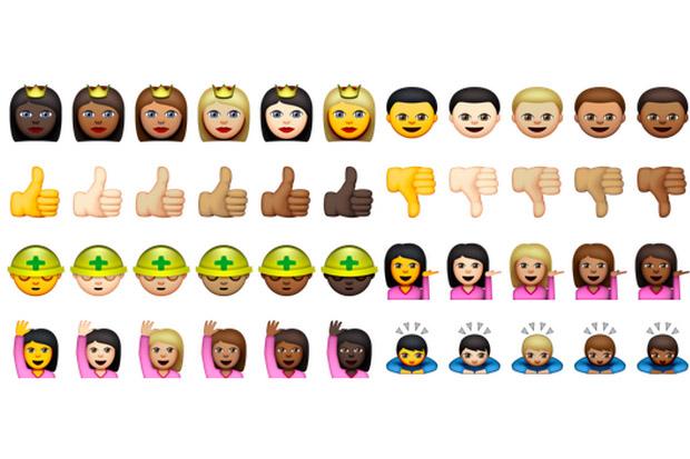 apple emoji 2015