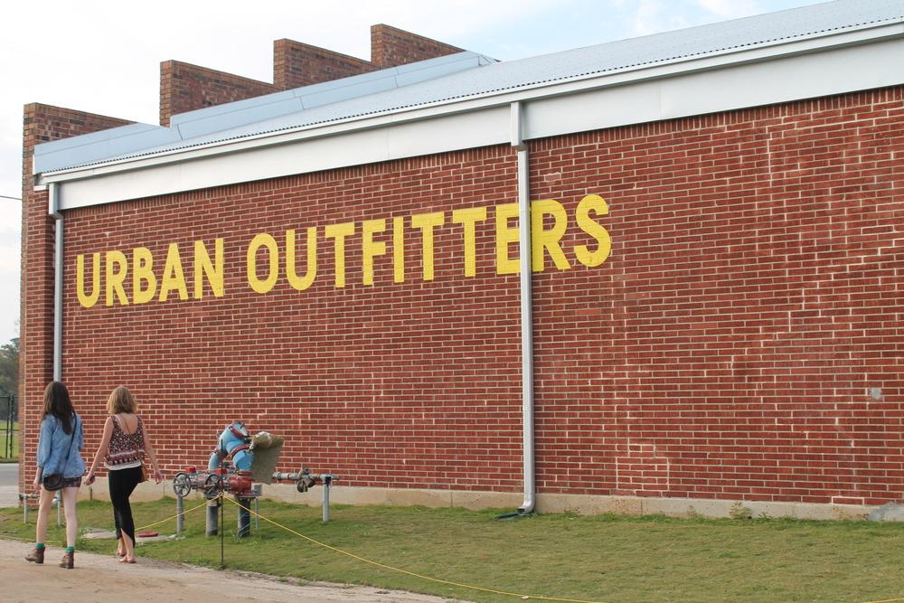 Urban Oufitters - Tallahasse, FL