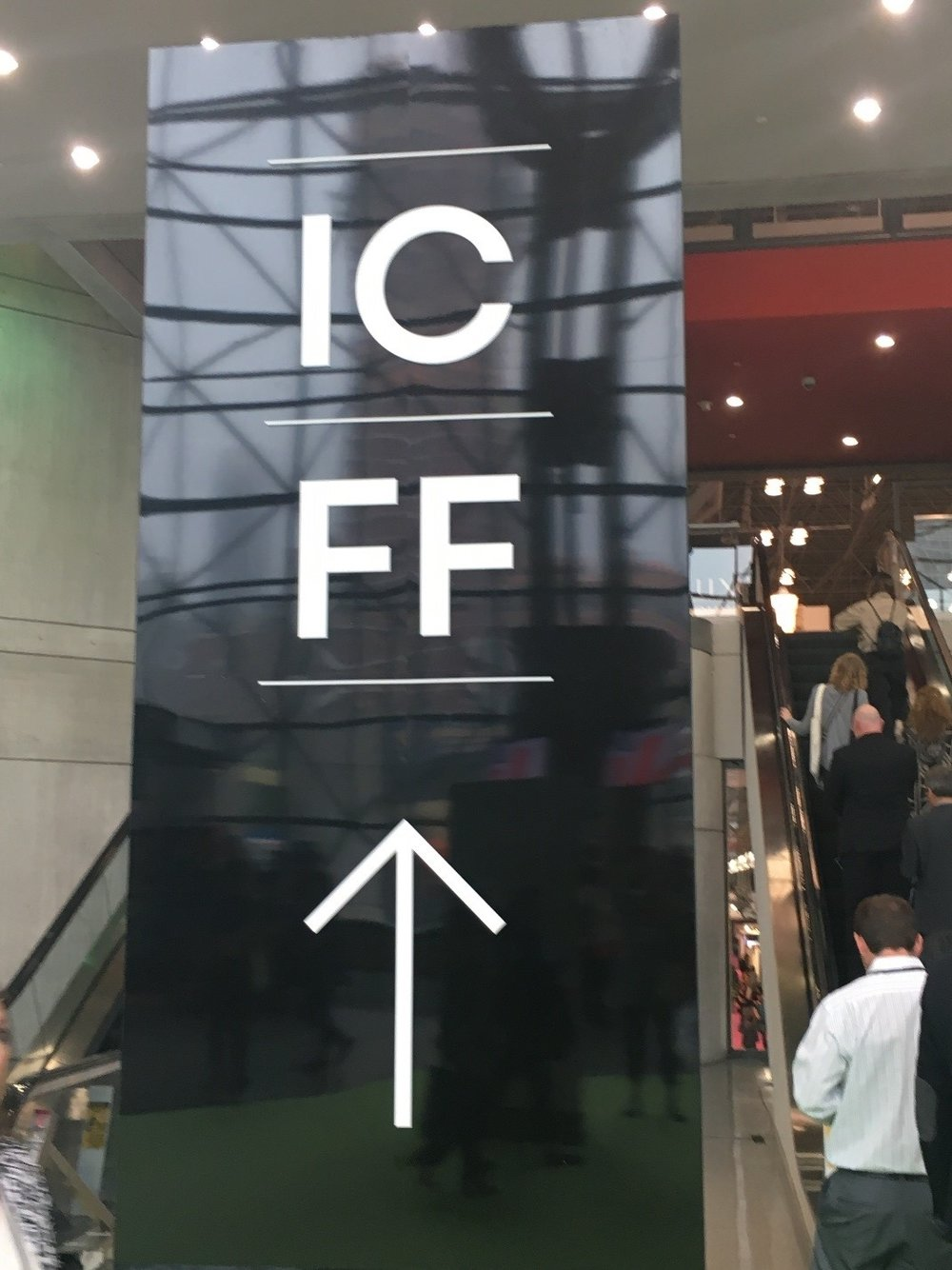 ICFF is North America's premier trade show for contemporary design in 11 categories from furniture to materials to kitchen and bath to fabricators.  The 2017 show hosted more than 700 exhibitors from more than 30 countries.  Some of our favorite finds follow: