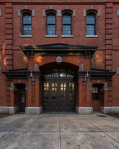 NewStudio Architecture worked with URBN to renovate the 1874 Philadelphia Navy Yard Building 3