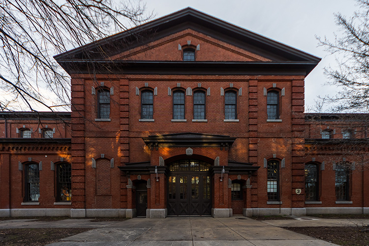 Philadelphia Navy Yard Building 3