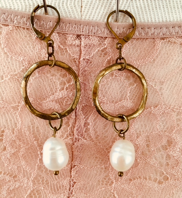 Earrings by Impeckable Nanette