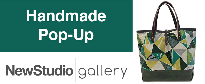 NewStudio Gallery Spring Handmade Pop-Up
