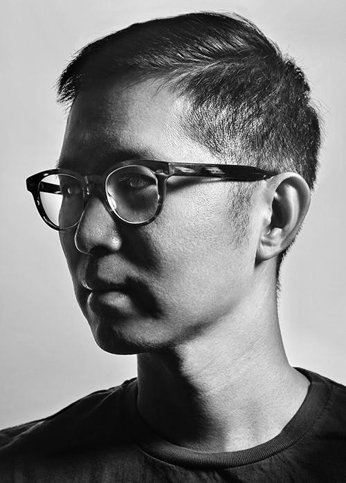 Artist Vi Luong aka Mister Vi